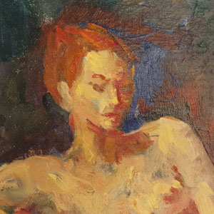 Margaret Ludwig - Nude thumbnail